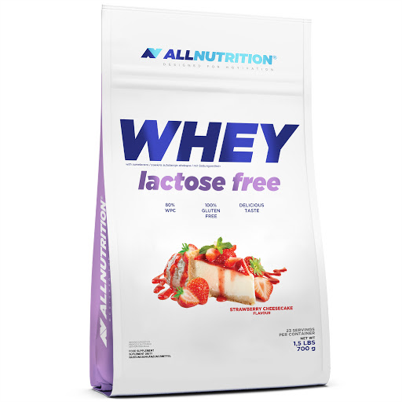 Whey Lactose Free