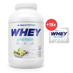 Whey Protein 4080g + 15x Whey Protein 30g GRATIS