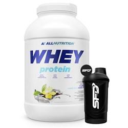Whey Protein 4080g + Shaker GRATIS