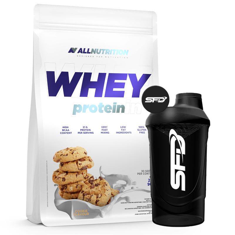 ALLNUTRITION Whey Protein 908g + Shaker GRATIS