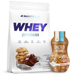 Whey Protein 908g + Sweet Sauce 500ml GRATIS!