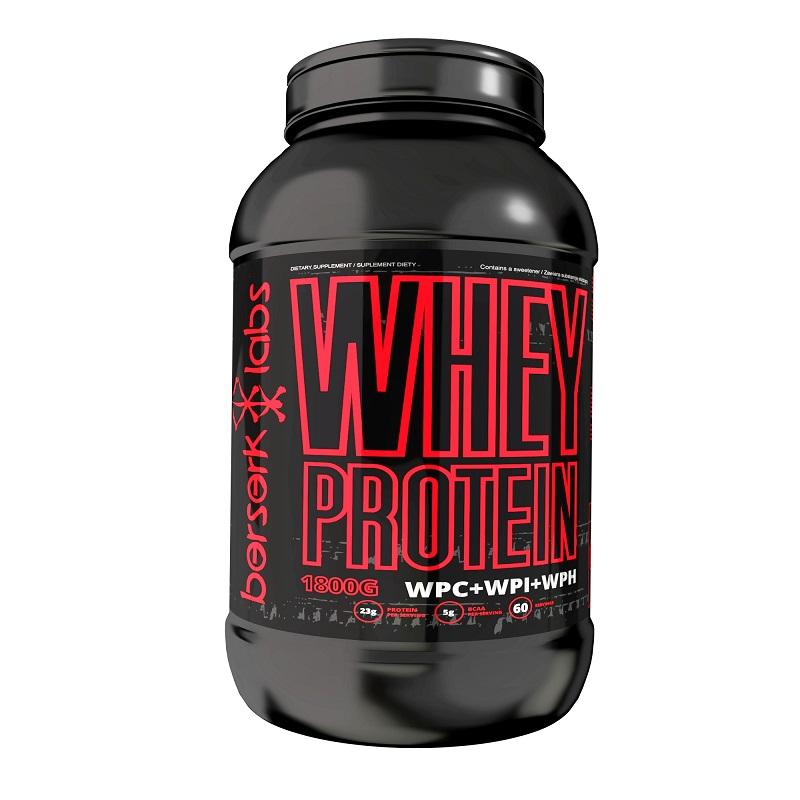 Berserk Labs Whey Protein