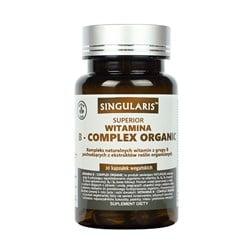 Witamina B-Complex Organic