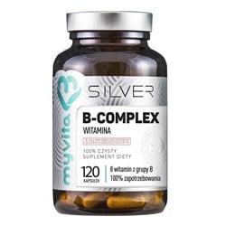 Witamina B-Complex Silver Pure
