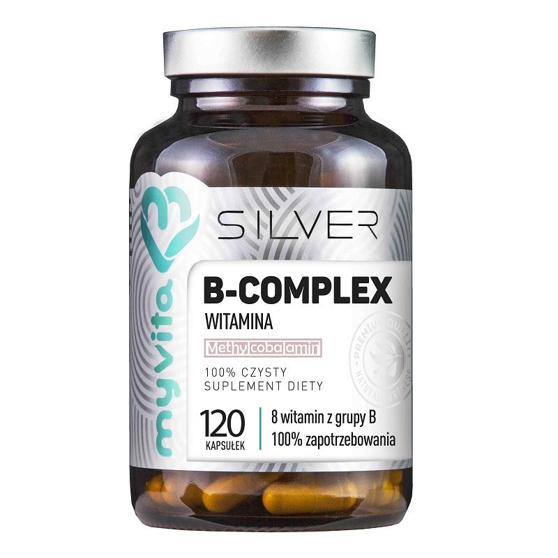 MyVita Witamina B-Complex Silver Pure