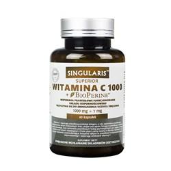 Witamina C 1000 + BioPerine