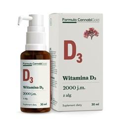 Witamina D3 z alg