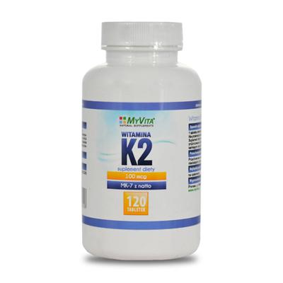 Witamina K2 MK-7 z natto