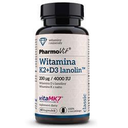 Witamina K2 + D3 Lanolin