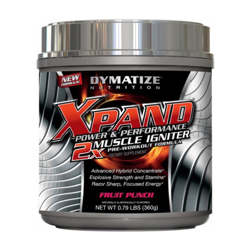 Dymatize XPAND 2x Pre Workout