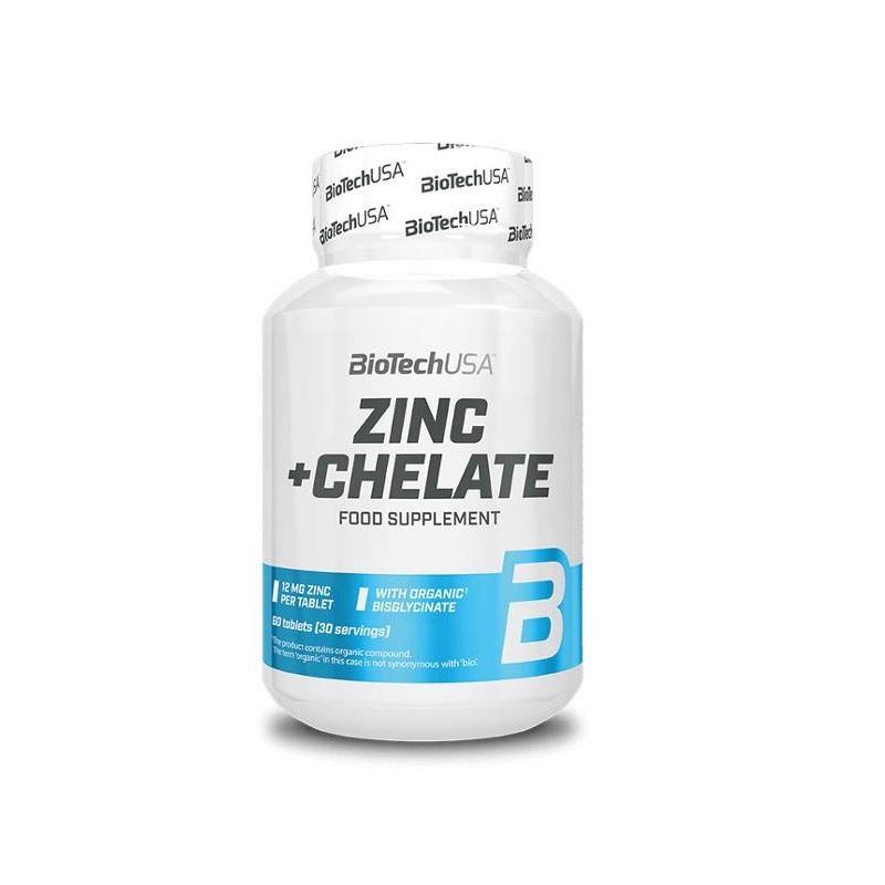 Zinc + Chelate