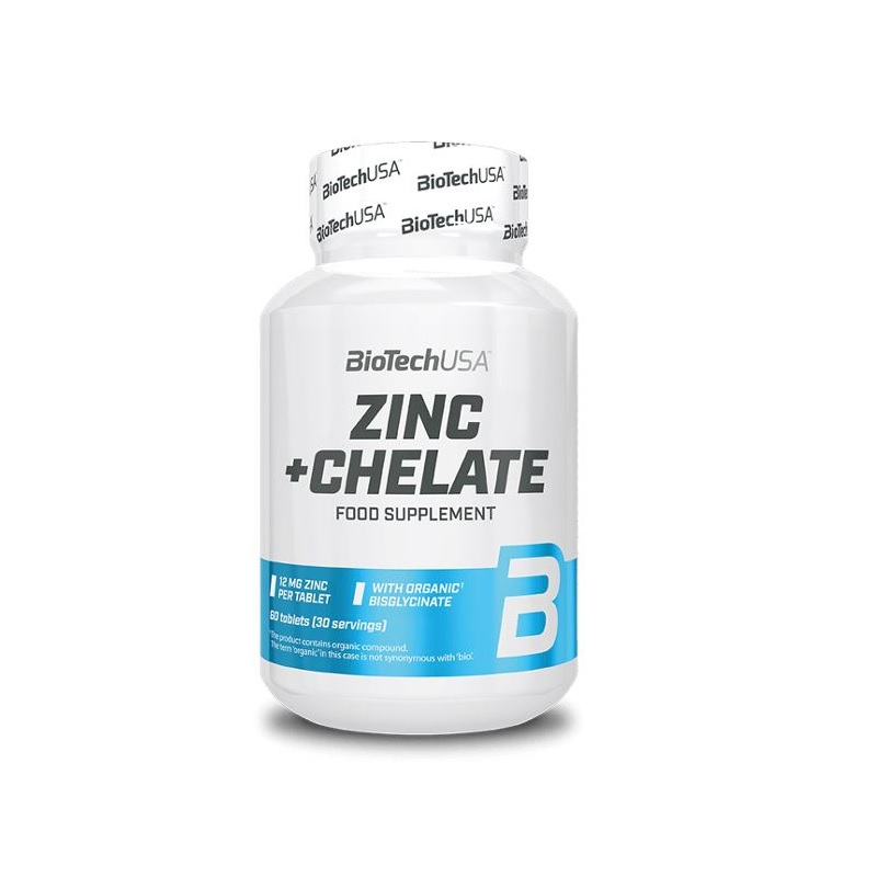 BioTechUSA Zinc + Chelate
