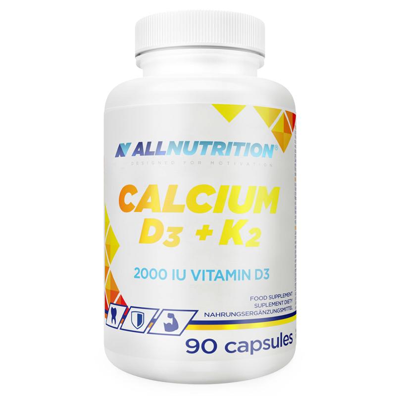 ALLNUTRITION Calcium D3 + K2