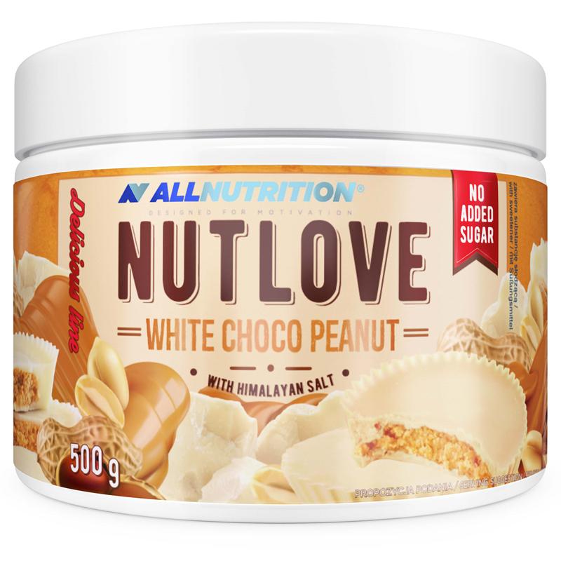 ALLNUTRITION Nutlove White Choco Peanut