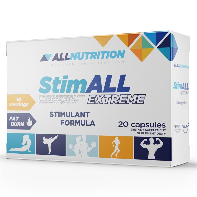 ALLNUTRITION StimAll Extreme