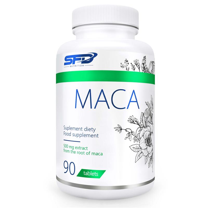 SFD NUTRITION Suplement na odporność MACA