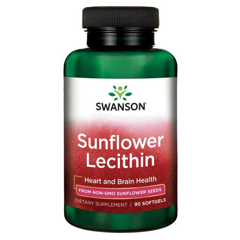 Swanson Sunflower Lecithin Non-GMO