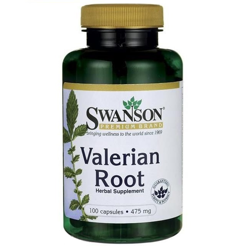 Swanson Valerian Root