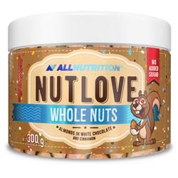 Nutlove Wholenuts - Migdały W Białej Czekoladzie I Cynamonie 300g