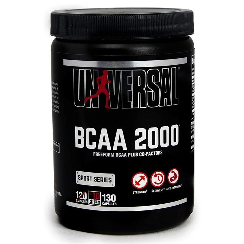 Universal Nutrition BCAA 2000
