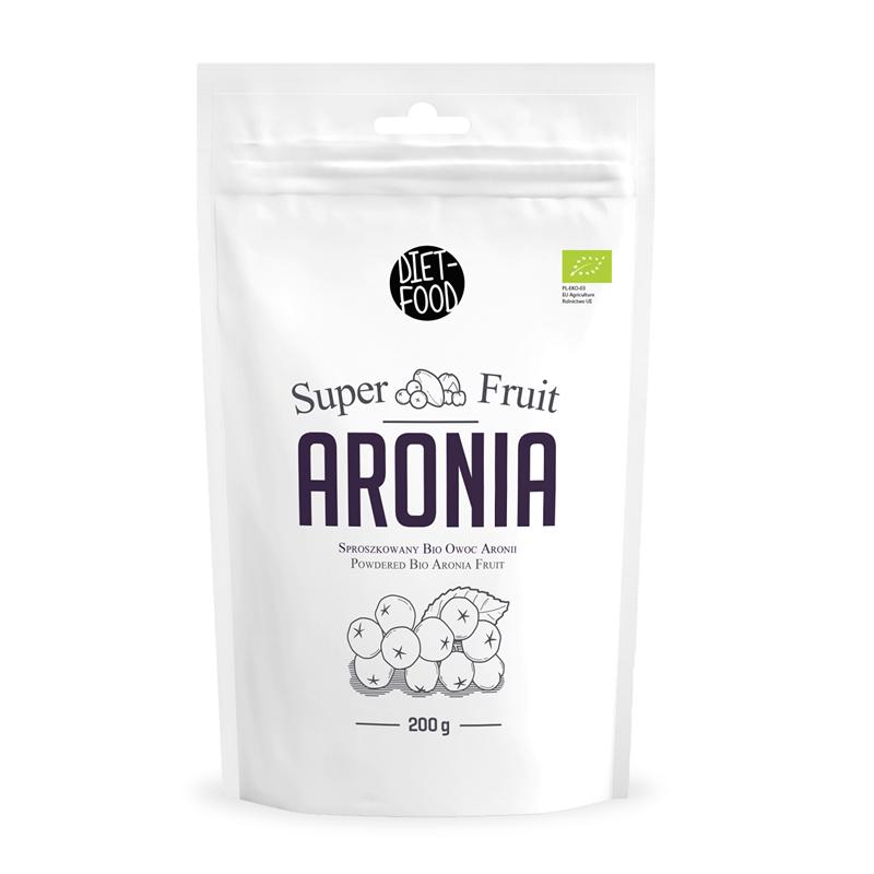 Diet Food Bio aronia