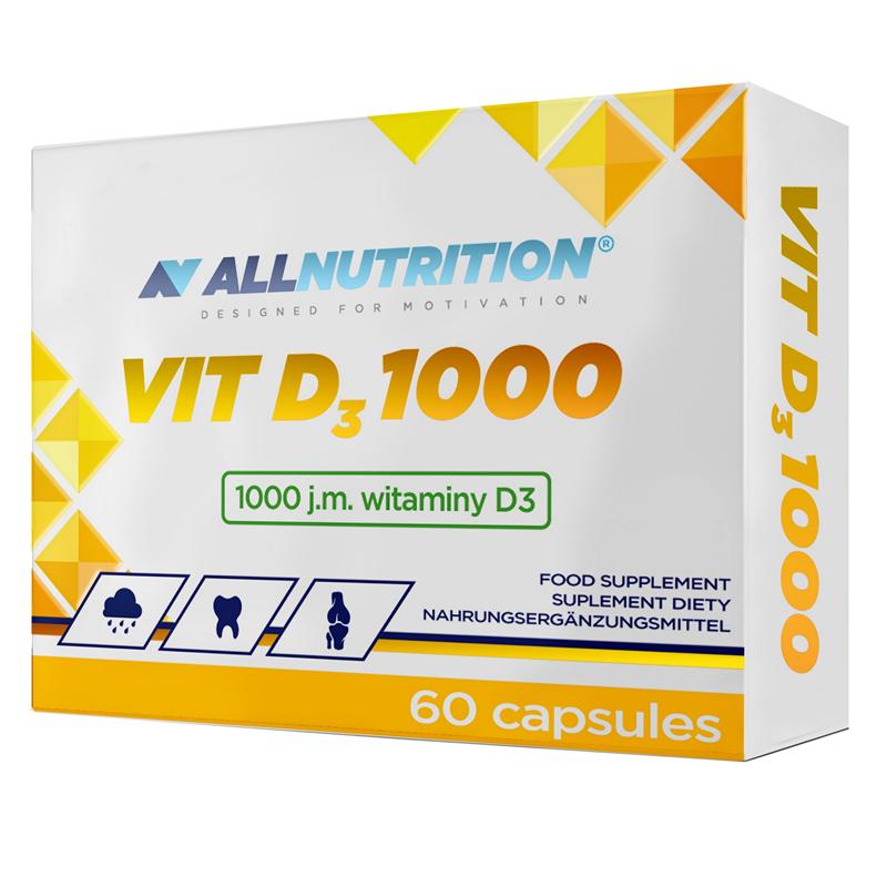 ALLNUTRITION Vit D3 1000