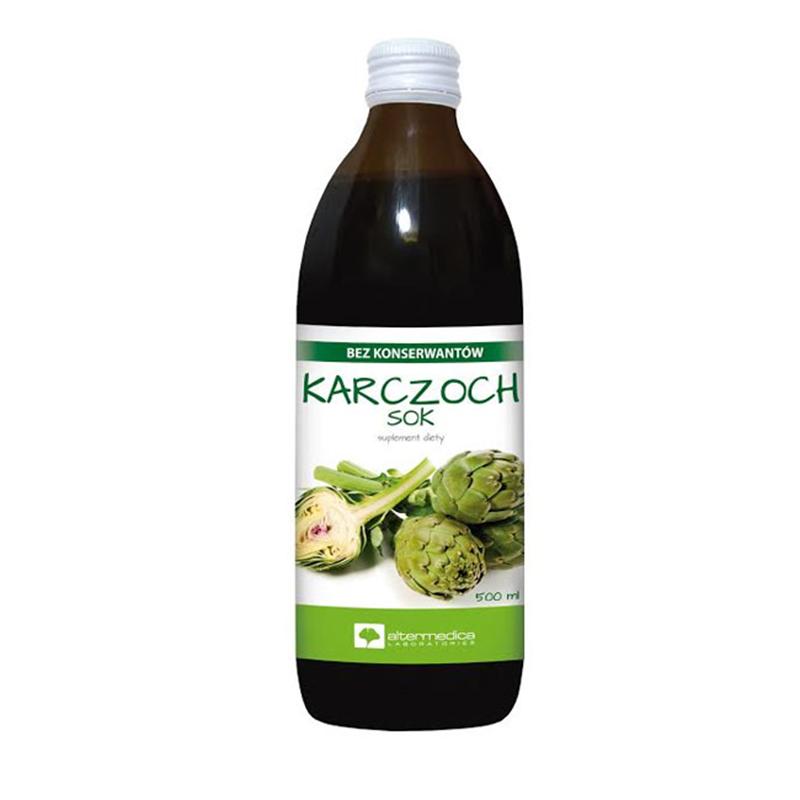 Alter Medica Karczoch Sok