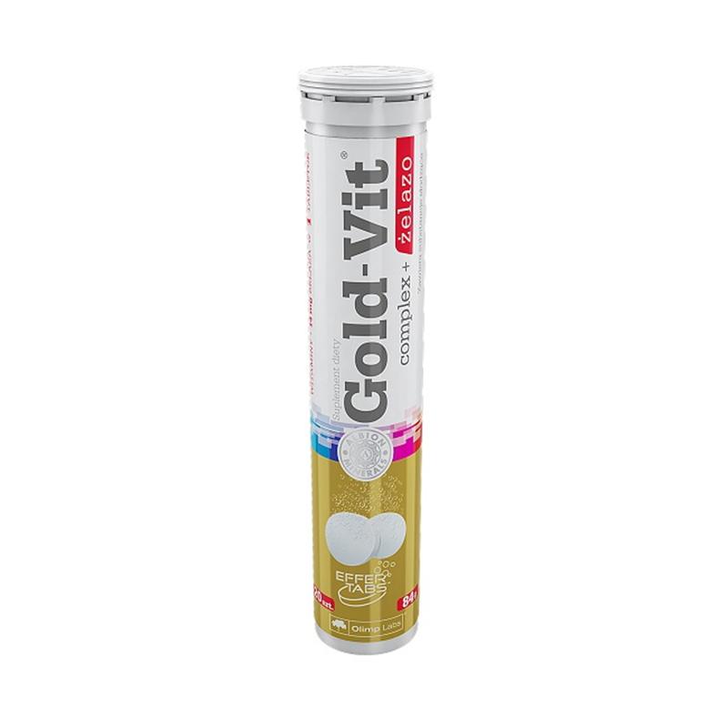 Olimp Gold-Vit complex + Żelazo
