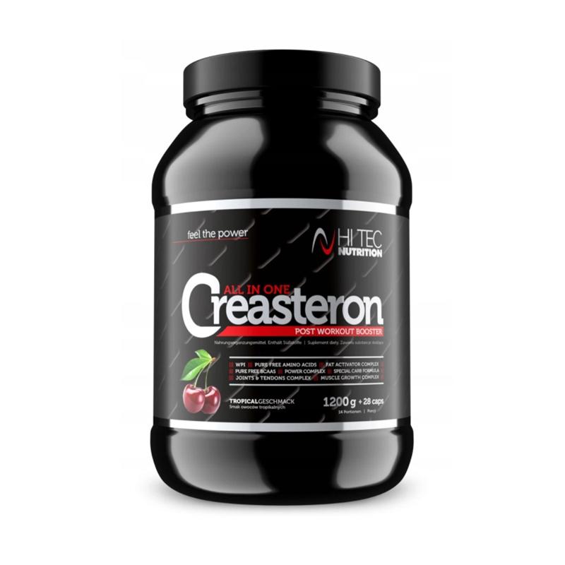 Hi-Tec Nutrition Creasteron