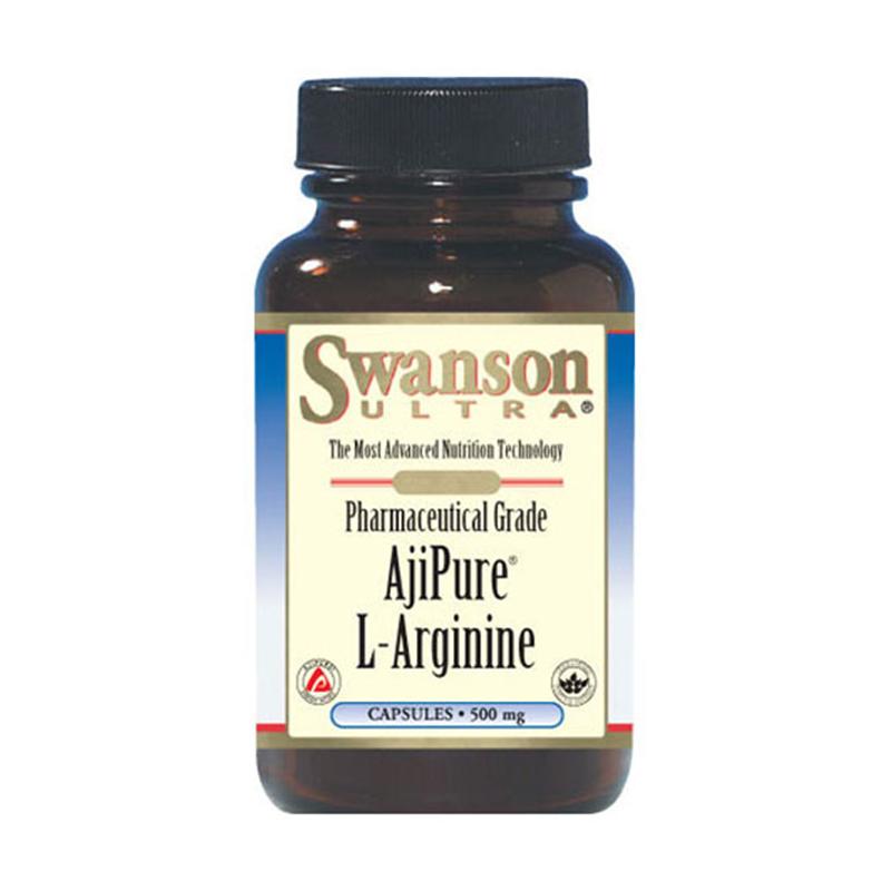 Swanson AJiPure L- Arginina