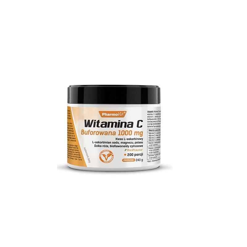 Pharmovit Witamina C Buforowana 1000mg