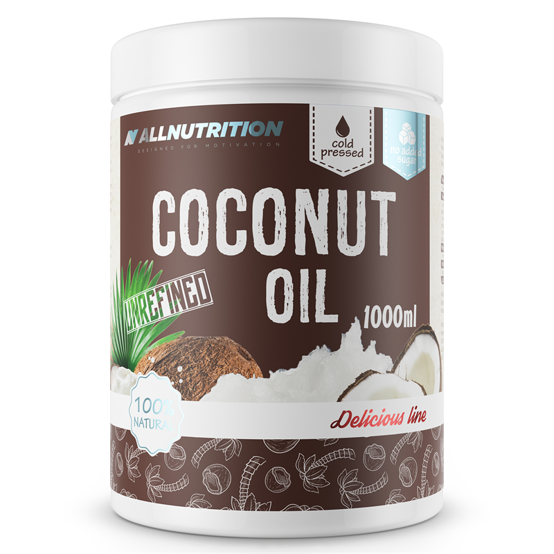 ALLNUTRITION Coconut Oil Unrefined