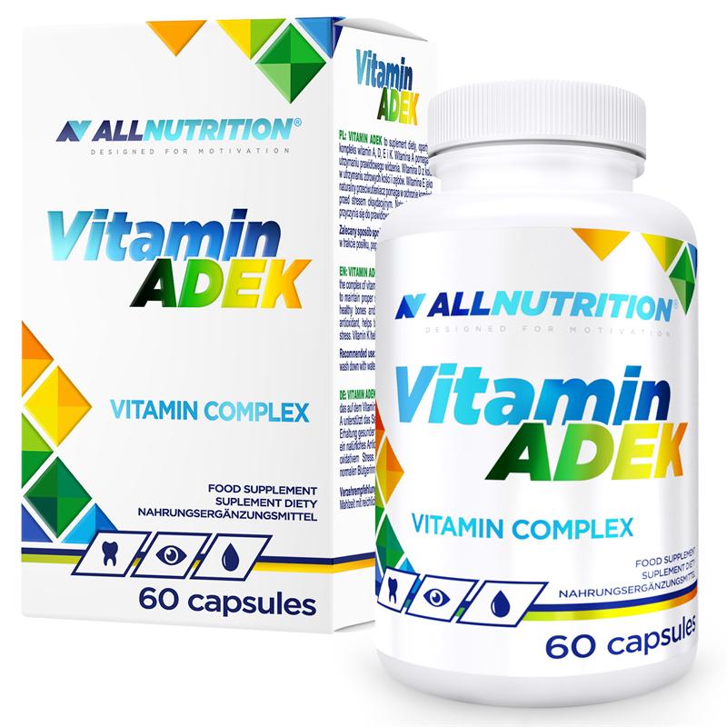 ALLNUTRITION Vitamin Adek