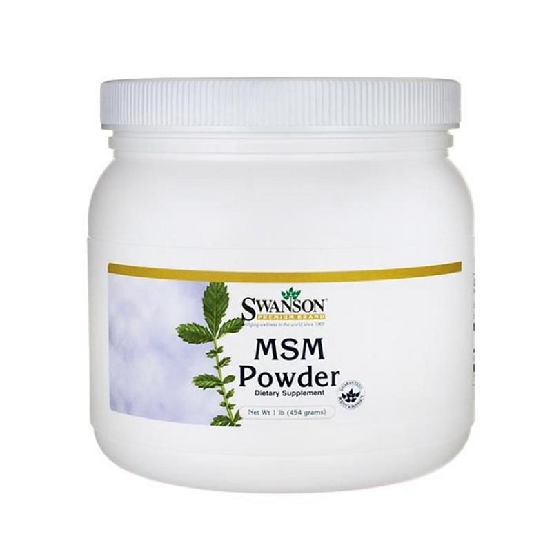 Swanson MSM Powder