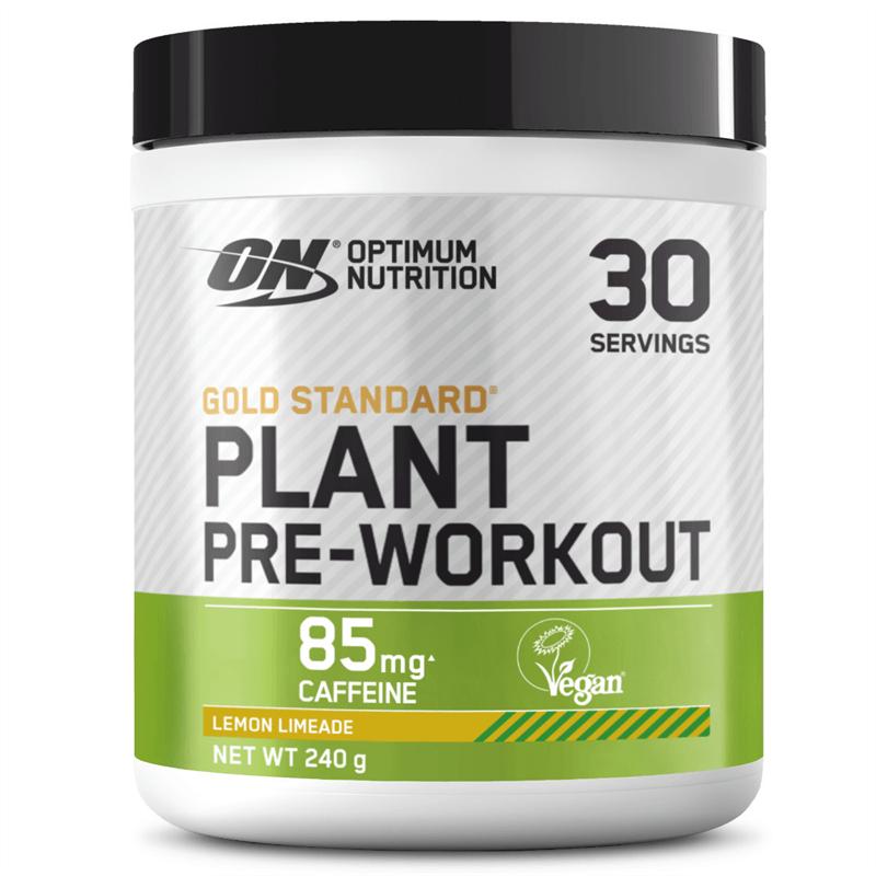 Optimum Nutrition GOLD STANDARD PLANT PRE-WORKOUT