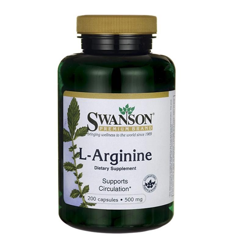 Swanson L-Arginine