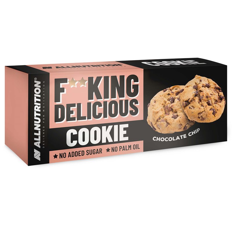 ALLNUTRITION Fitking Delicious Cookie Chocolate Chip