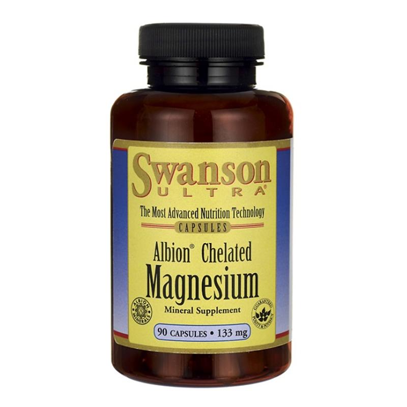 Swanson Albion Chelated Magnesium