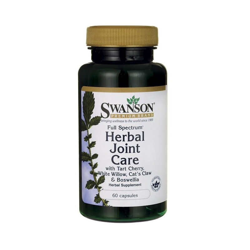 Swanson Herbal Joint Care