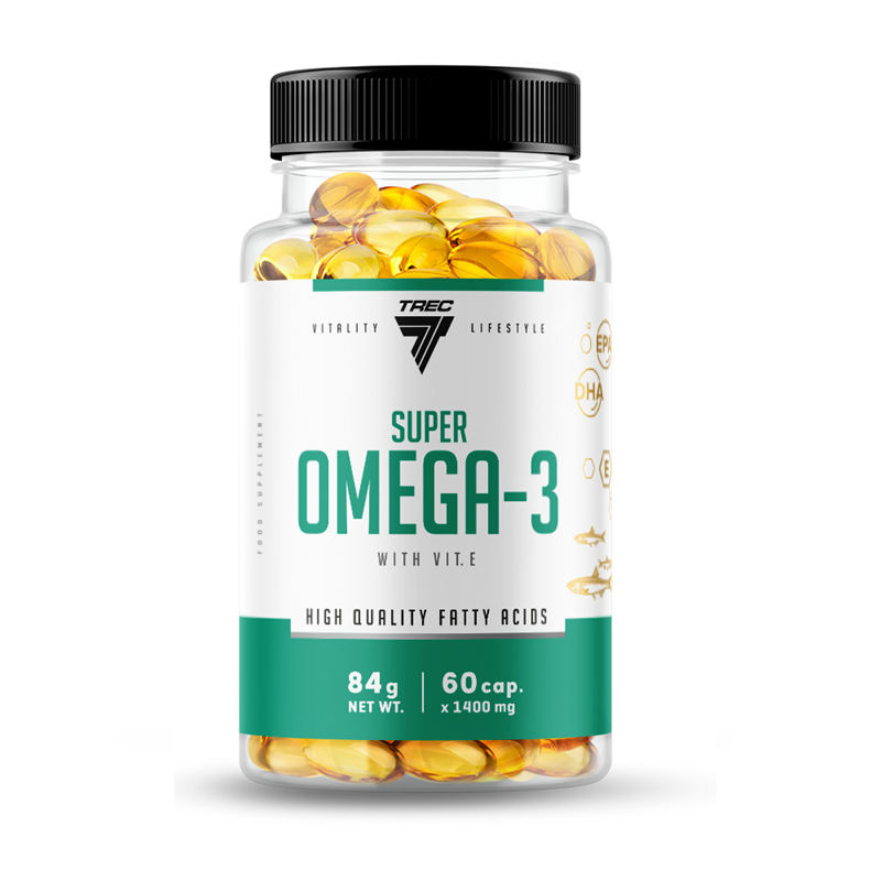 Trec Super Omega-3