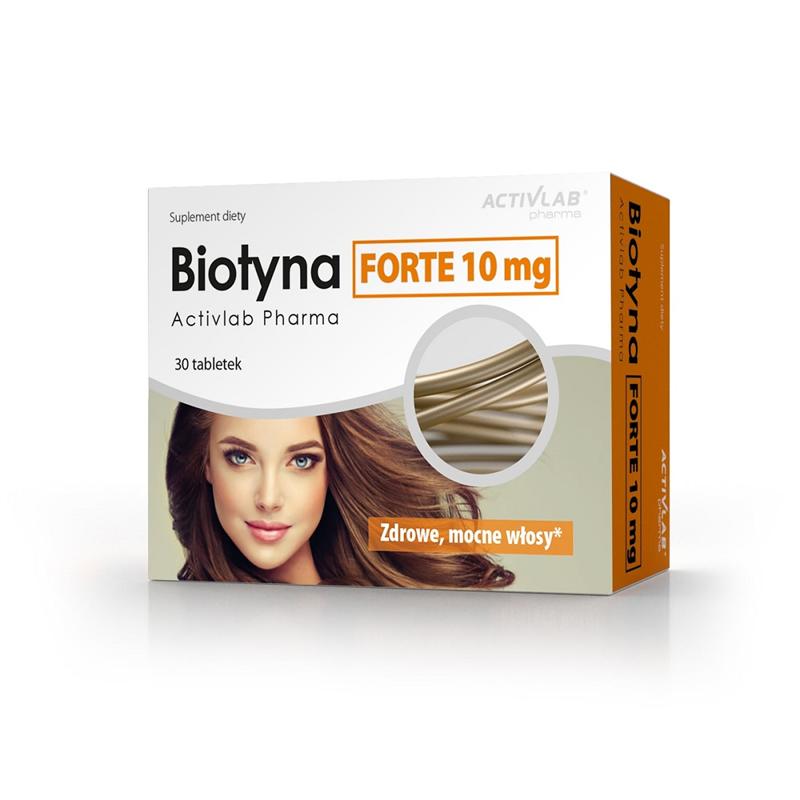ActivLab Biotyna Forte 10 mg
