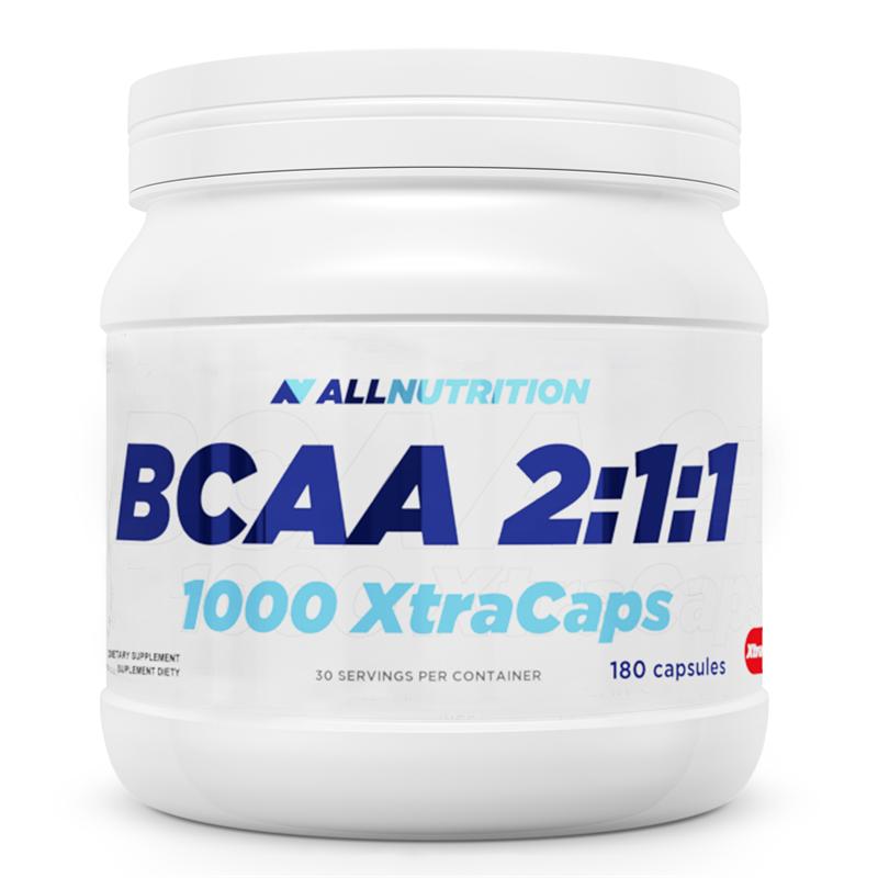 ALLNUTRITION BCAA 2:1:1 1000 XtraCaps