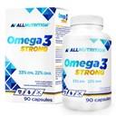 ALLNUTRITION Omega 3 Strong 90 kapsułek