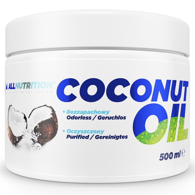 ALLNUTRITION Olej Kokosowy Rafinowany