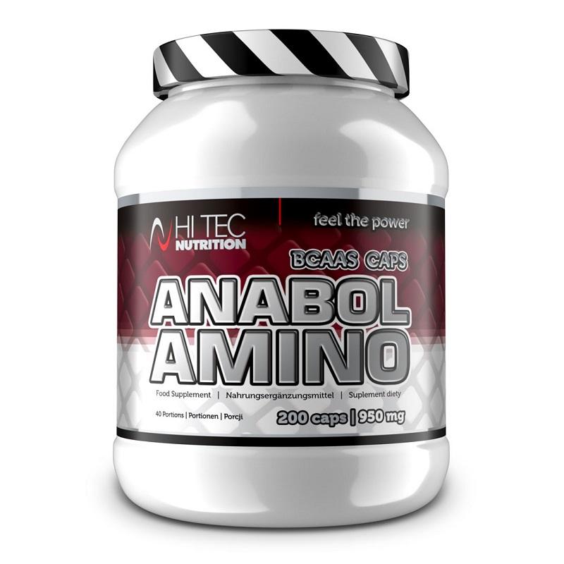 Hi-Tec Nutrition Amino