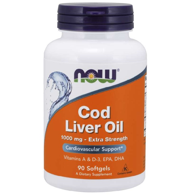 Now Cod Liver Oil