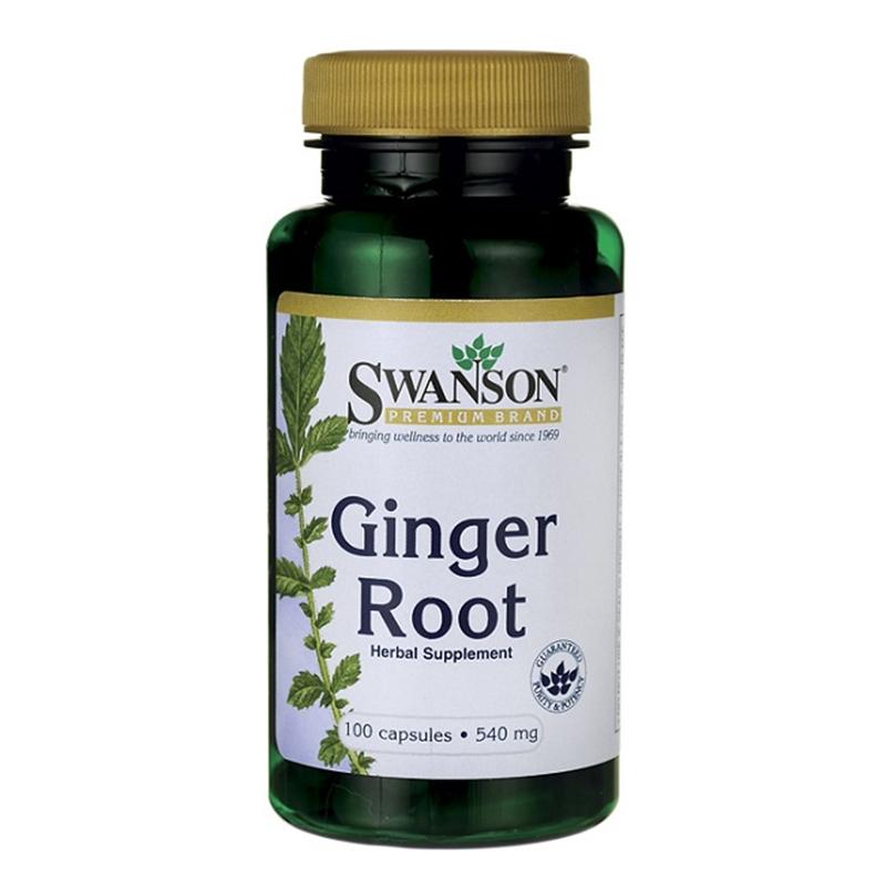 Swanson Ginger Root