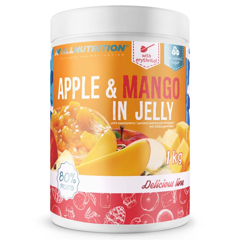 ALLNUTRITION Apple & Mango In Jelly