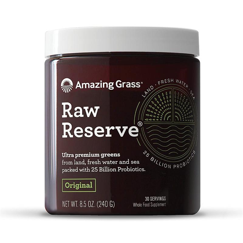 Amazing Grass Raw Reserve Ultra Premium Orignal
