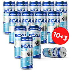 10 + 3 GRATIS BCAA Power Drink 250ml